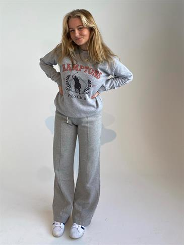 Calissa sweatpants grå